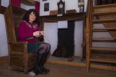 Knitting Fair Isle Shetland